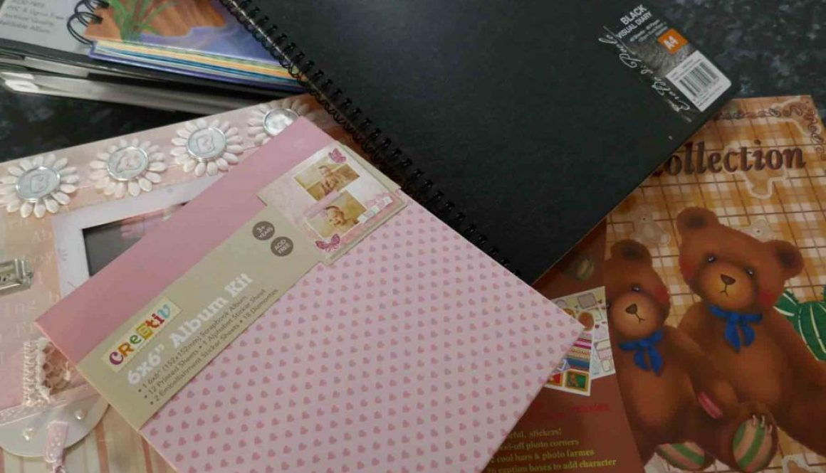 https://www.writteninwaikiki.com/why-you-should-try-scrapbooking/ scrapbook scrapbooking albums how to scrapbook ideas