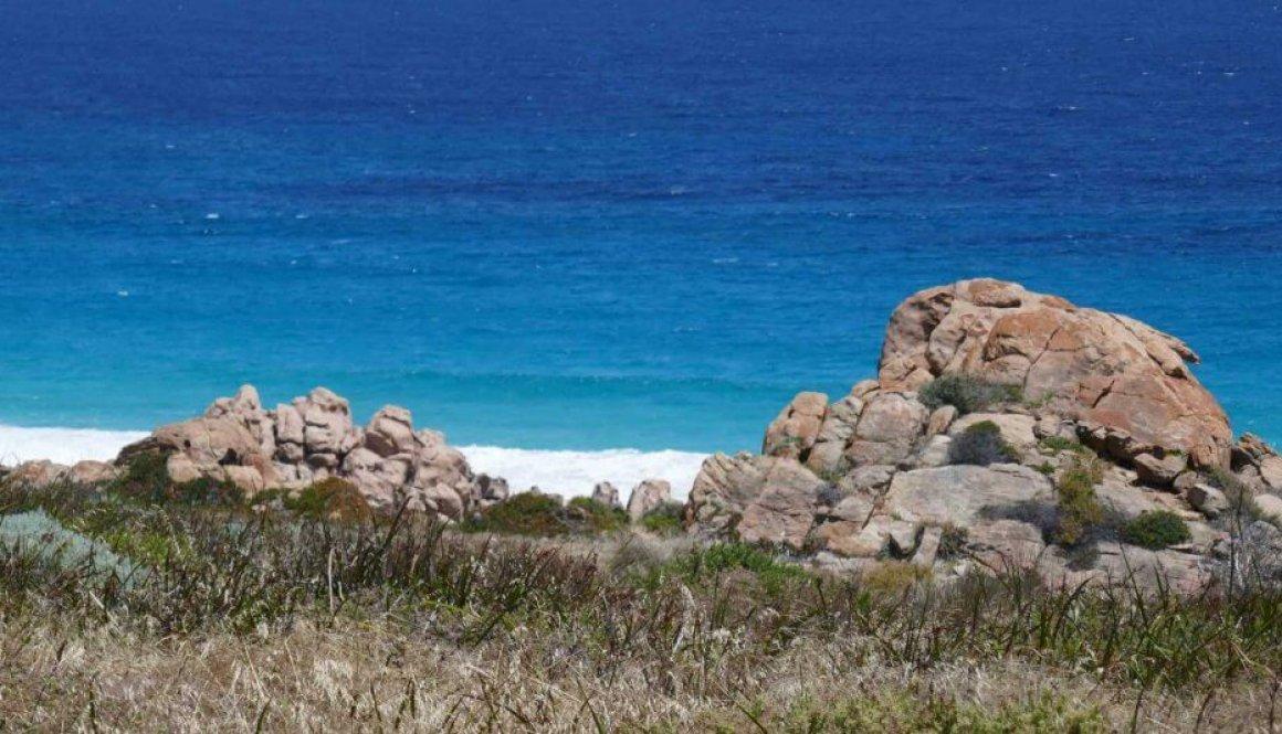 Rocks Beach Yallingup Western Australia